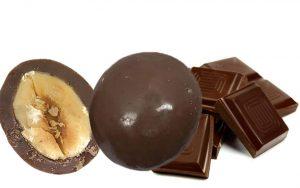 BIO Vollmilch-Schokolade-Haselnuss aus Frankreich / Noisette Chocolate Lait Bio
