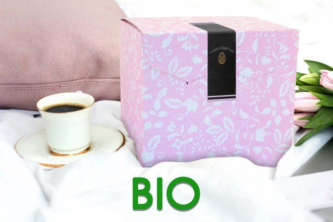 Genussbox Bio von nussundgenuss