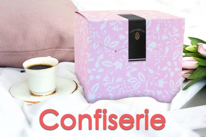 Genussbox Confiserie von nussundgenuss