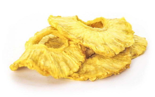 Ananasringe nussundgenuss