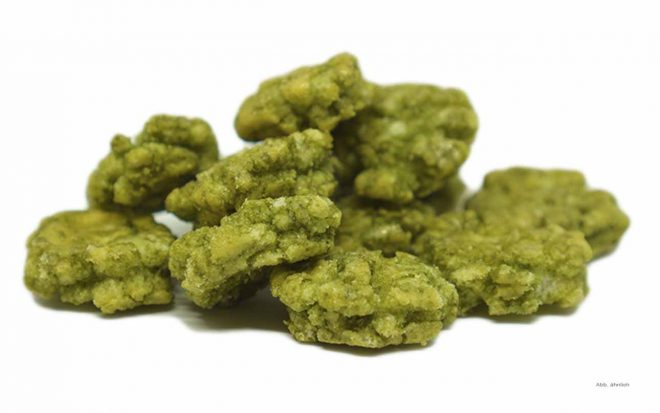 Reiscracker-Wasabi