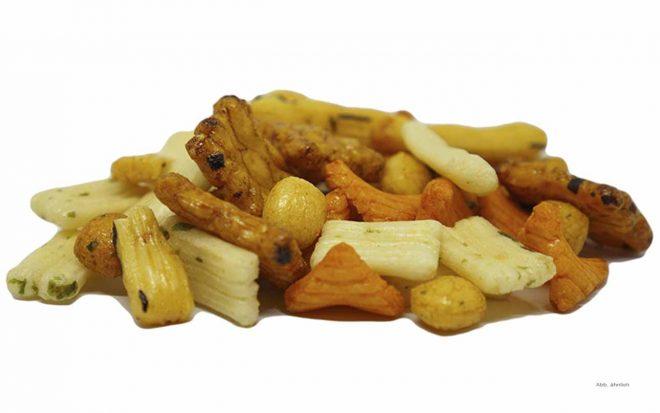 Reisgebäck Smurai Mix