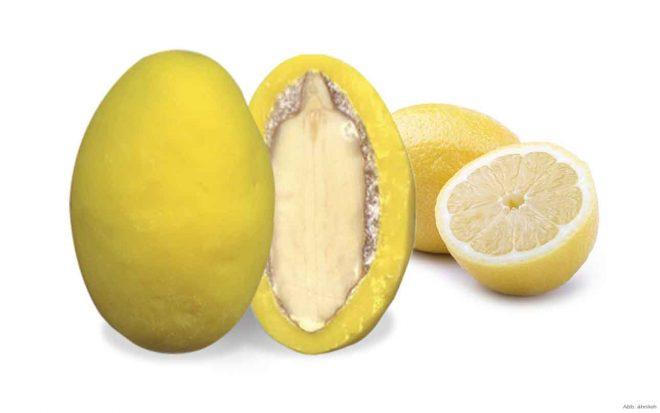 Zitronen-Mandeln nussungenuss