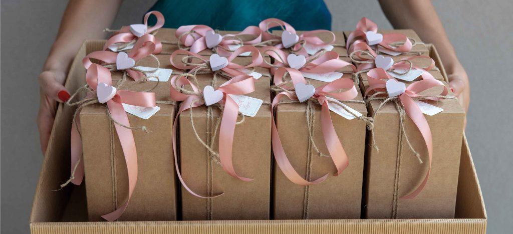 Nussundgenuss Geschenksboxen