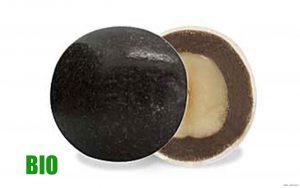 BIO Zartbitter-Schokolade-Haselnuss aus Frankreich / Noisette Chocolate Noir Bio