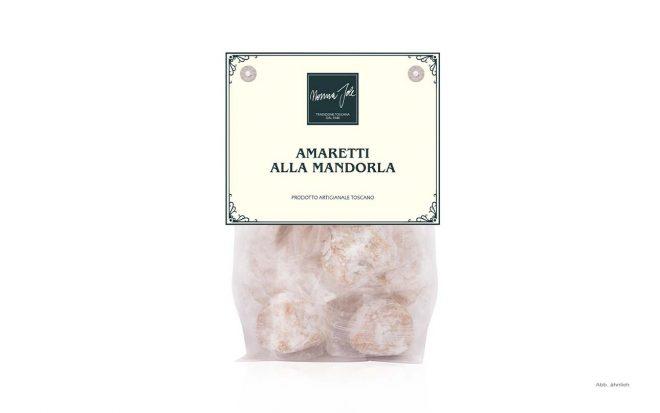 Amaretti mit Mandeln aus der Toskana