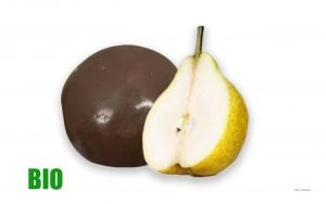 BIO Fruchtkugel Birne aus Frankreich/ Perle de Fruits-Poire Bio