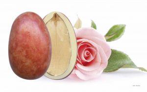 Schoko-Rosen-Mandeln/Delice rose