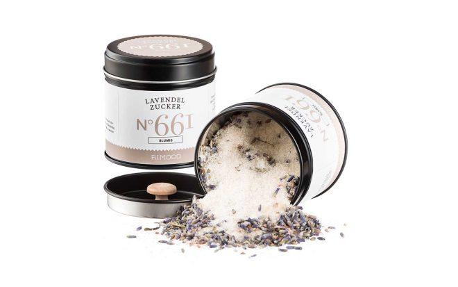 Lavendel Zucker nussundgenuss