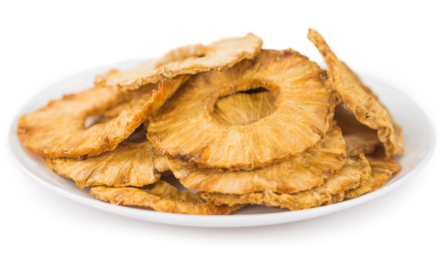 getrocknete Ananas Trockenfrüchte von nussundgenuss