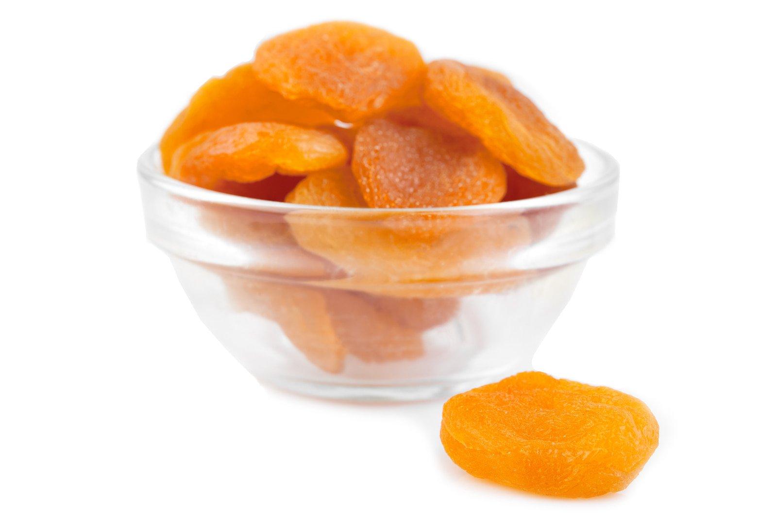 getrocknete Aprikosen Trockenfrüchte von nussundgenuss