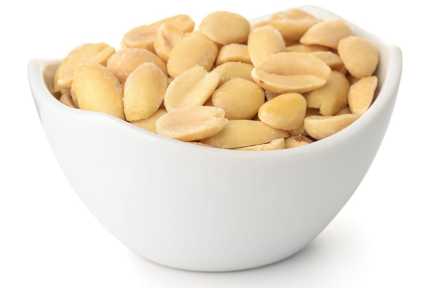 Erdnüsse von nussundgenuss