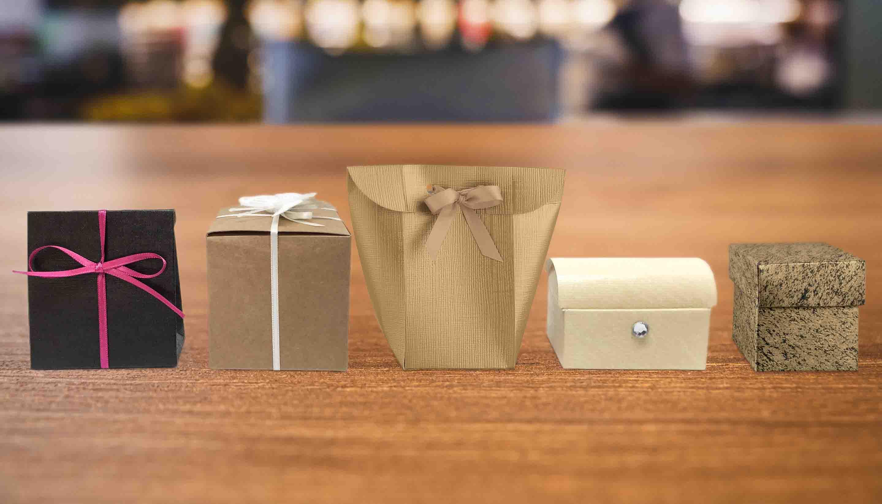 hochwertige Geschenkverpackungen von nussundgenuss
