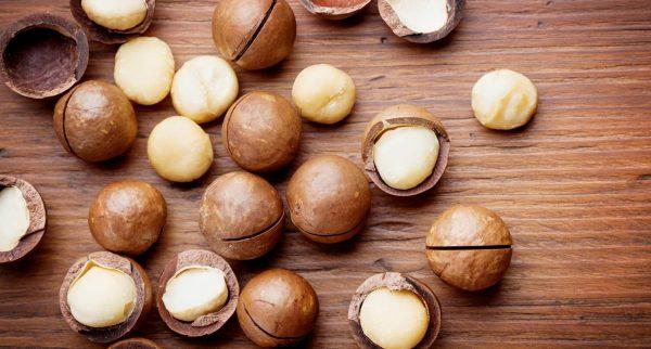 Macadamia Nüsse von nussundgenuss