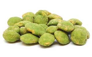 Erdnüsse mit Wasabi von nussundgenuss.de