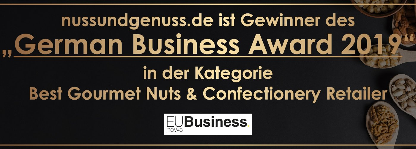 The German Business Award Gewinner
