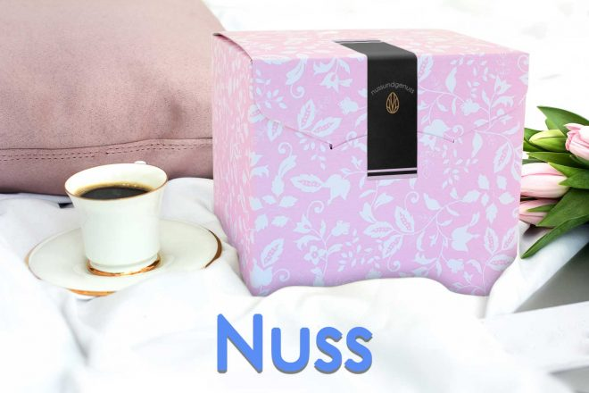 Genussbox Nuss von nussundgenuss